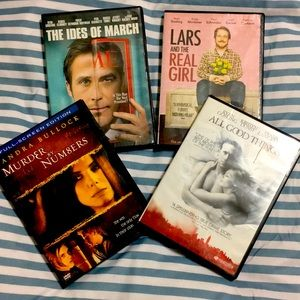 Other - Ryan Gosling movie bundle 😍